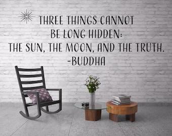 Buddha Wall Quotable