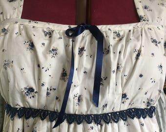 """Regency Dress  """"ELIZABETH BENNET""""  Jane Austen inspired"""