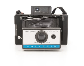POLAROID LAND CAMERAS