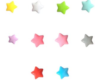 Miniature star embellishment