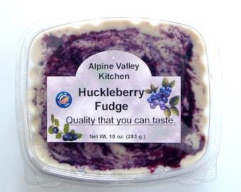 Huckleberry fudge