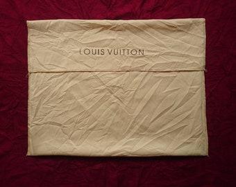Louis vuitton dust bag rare item