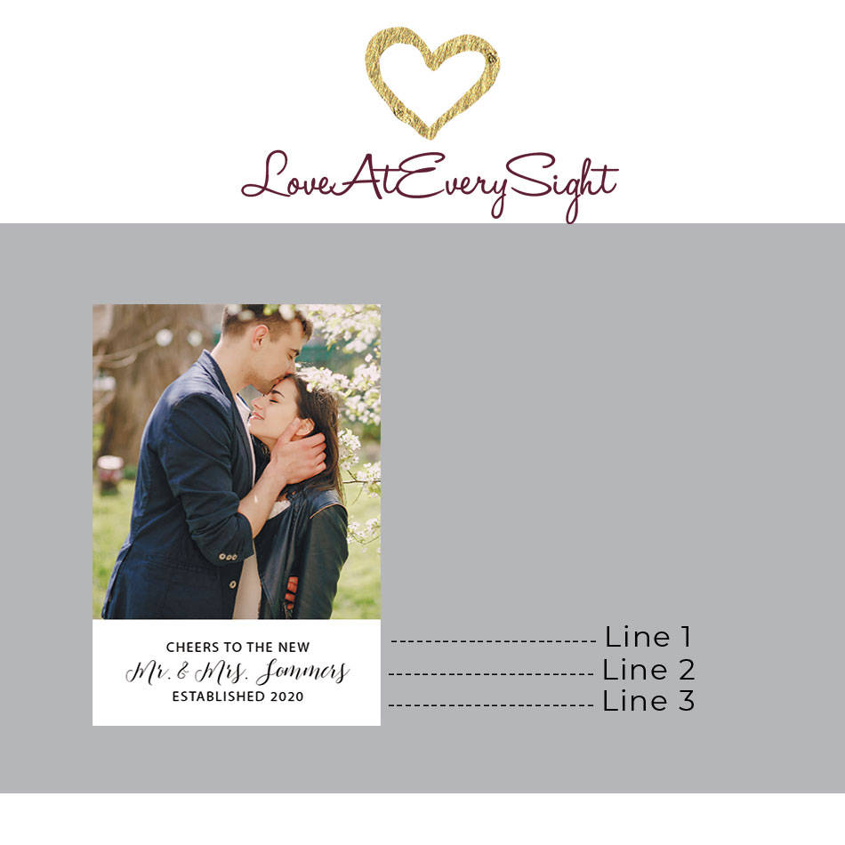 Cheers to the New, Mini Wine Bottle Labels For Weddings, Wedding ...