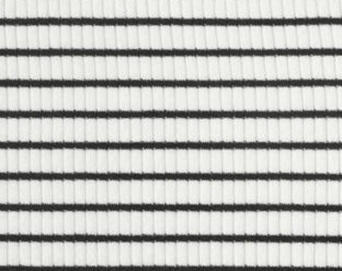 2x2 Rib Knit- Indiesew