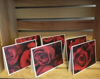Rosebud stationery set