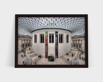 British Museum - Original Photographic Print