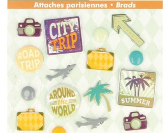 BRADS TRAVEL BRADS ARTEMIO - SWEET MEMORIES' QTY 20
