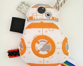 BB-8? BB-GREAT! tag toy/sensory toy