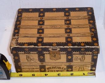 1870 Hercules Reversible Cuff Trunk Box