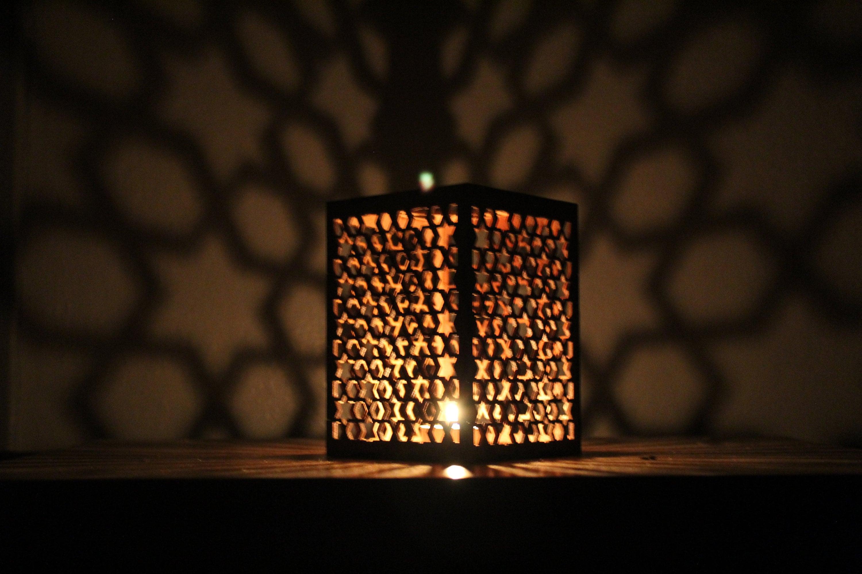 Marokkanische Lampenschirm