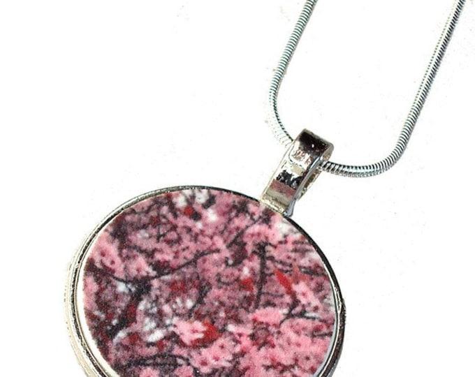 DC Cherry Blossom Pendant