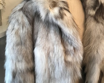 Fur Coat, Fur Jacket, Real Fur Coat, Vintage Fur Coat