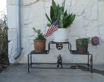 Hand Made Plant Stands (Large)