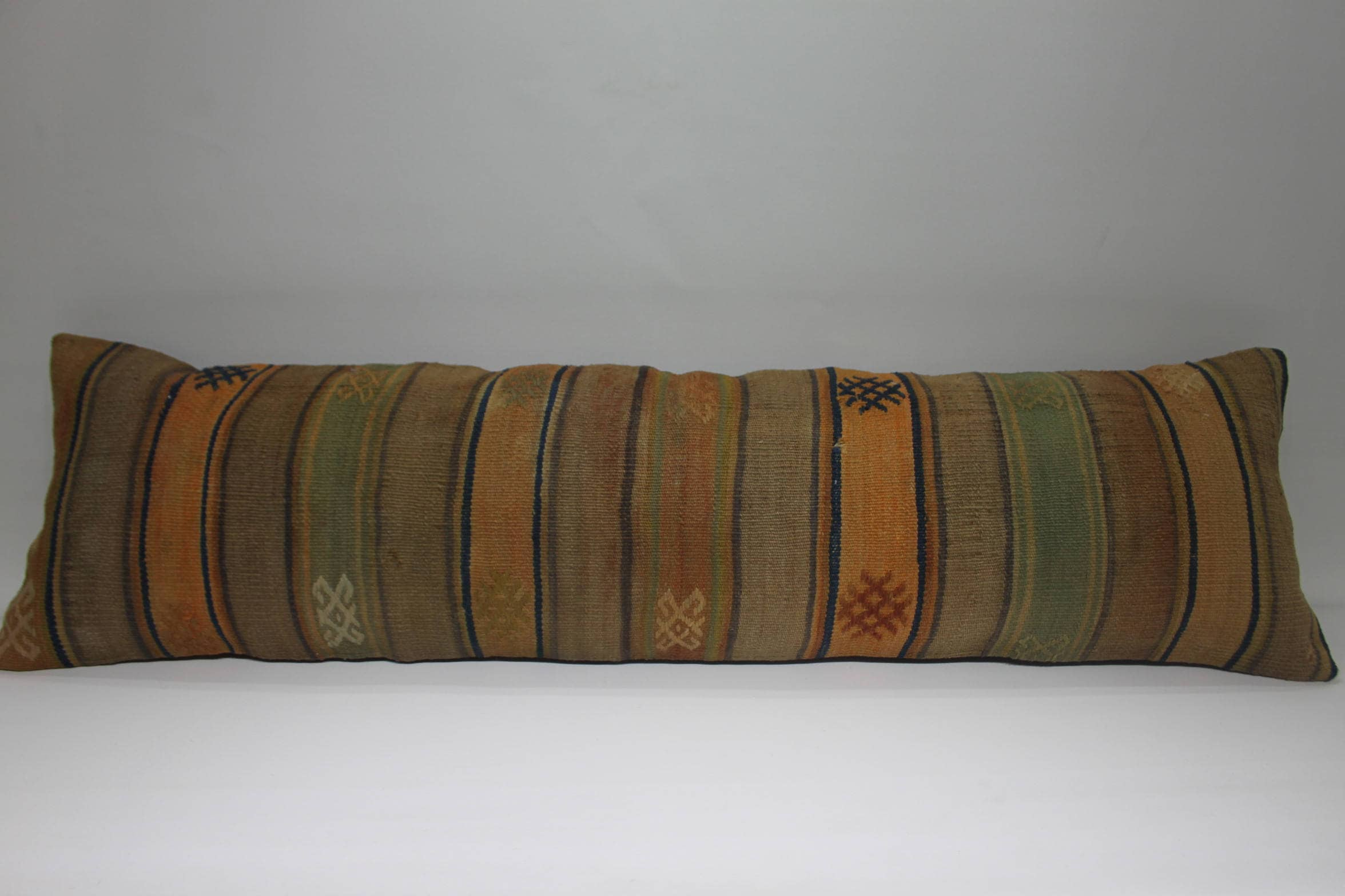 brown long lumbar extra black pin pillows retro and pillow