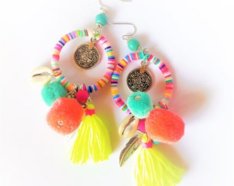 Absolutely Sun earrings!