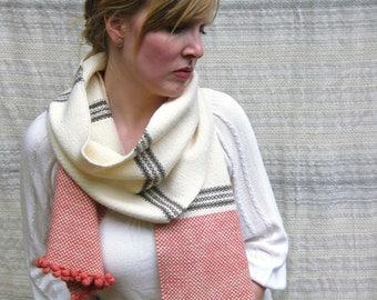 Anika Scarf Knitting Pattern pdf
