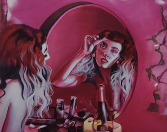 Barbie Gurl -- Limited Edition Print