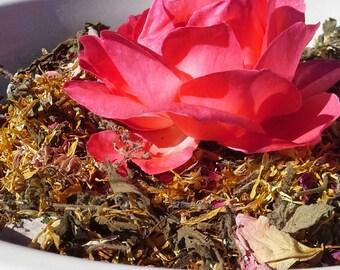 Pink Light: Yoni Steam Herbal Blend