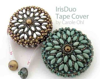 IrisDuo Tape Cover Tutorial by Carole Ohl