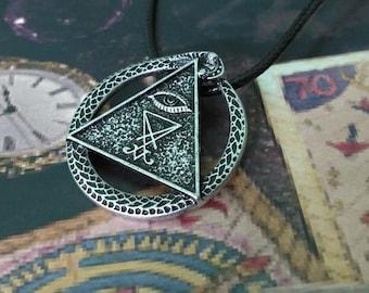 Magical pendant....better life rituals - 777