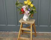 Vintage Step Ladder - Woo...
