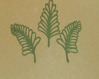 Leaf Style # 5 Die Cuts, Leaf Die Cuts