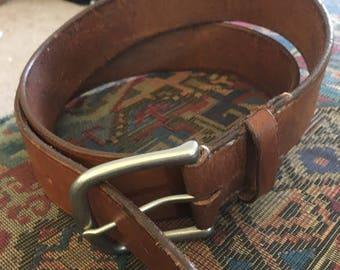 Handmade Heavy Duty Belt