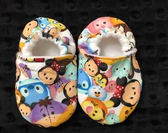 Tsum Tsum Crib Shoes