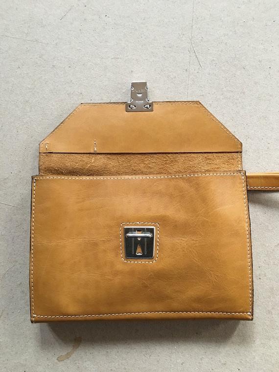 Leather woman wallet, Organiser wallet, leather organiser