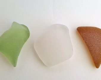 Sea Glass, Beach Glass, Jewellery Supplies, Glass
