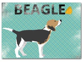Beagle Dog - Fine art print, Dog collection, Beagle art, dog art