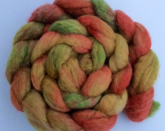 Yuma - handdyed BFL top 3.5 oz
