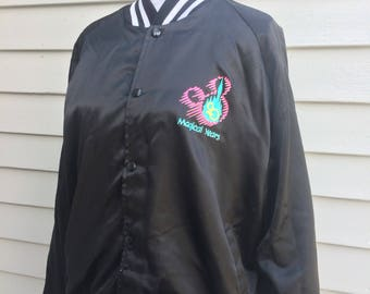 1991 Disney World satin jacket