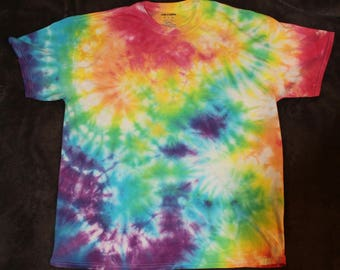 Adult XL tie dyed shirt