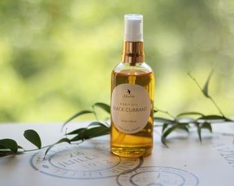Black Currant Body oil, 100 ml.