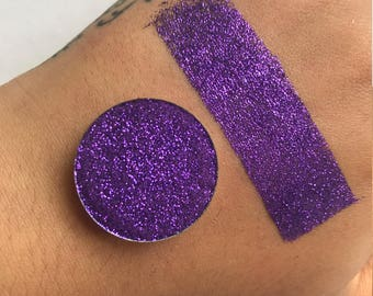 "Pressed Glitter, Cosmetic Glitter, Glitter Eyeshadow - ""Turn Up"""