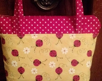 Little Girl's Ladybug Purse