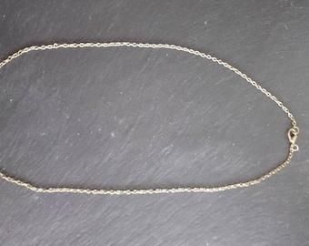50cm chain: 50cm - brass chain - antique bronze Base