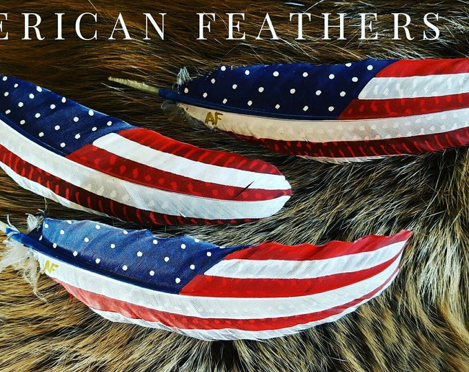 Classic American Feathers