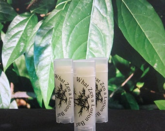3  Mix and Match Lip Balms - 31 Luscious Flavors - 100 % Natural