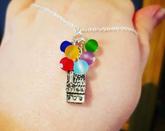 UP Inspired Necklace