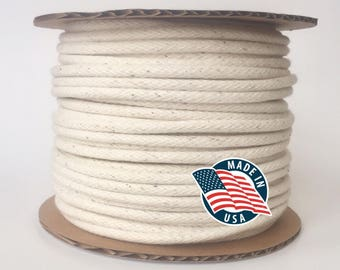"""4/32"""" Cotton Piping (welt cord) MADE IN USA"""