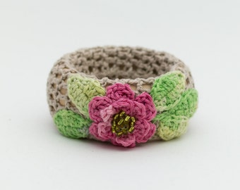 Bracelet Bangle Wood bracelet knit bracelet Knitted bracelet jewelry accessories