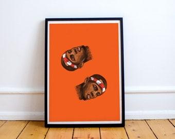 Frank Ocean art ( Print / Poster )