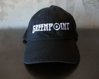 Greenpoint BK Unstructured Cap