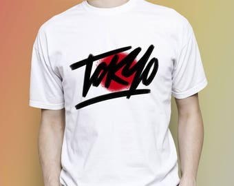 Tokyo T-shirt, Tokyo men T-shirt, Tokyo women T-shirt, Tokyo people, Tokyo man, Tokyo woman, Tokyo birthday,Present for woman,Gift for woman
