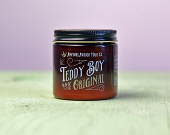 Teddy Boy Original - Water-based Styling Pomade.