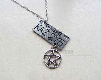 The Impala - Supernatural Inspired Necklace