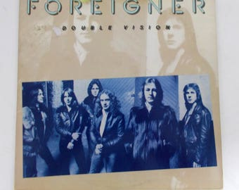 Foreigner Double Vision Vinyl LP Record Album SD 19999