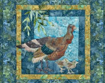 McKenna Ryan wild turkey pattern.